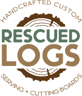 Rescued Logs Logo