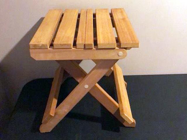 Custom board chair